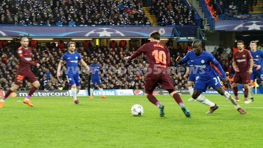 Chelsea FCBarcelone 084