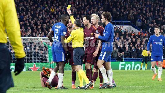 Chelsea FCBarcelone 086