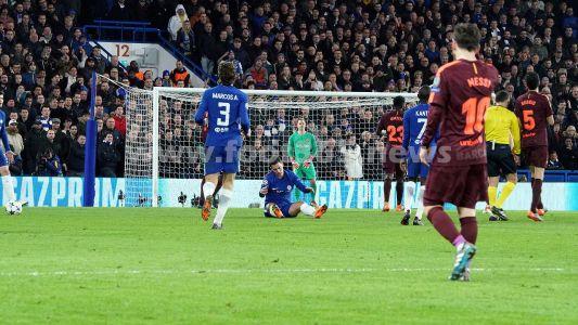 Chelsea FCBarcelone 090