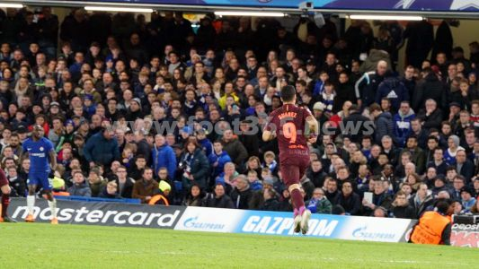 Chelsea FCBarcelone 094