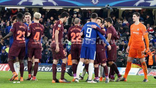 Chelsea FCBarcelone 097