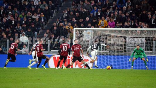 Juventus Milan AC 100