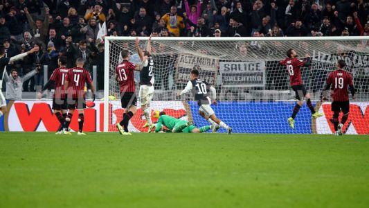 Juventus Milan AC 103