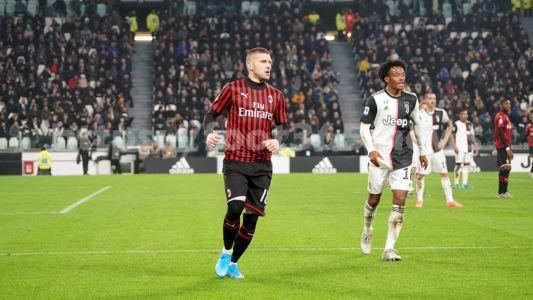 Juventus Milan AC 112
