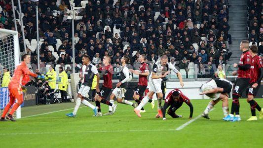 Juventus Milan AC 113