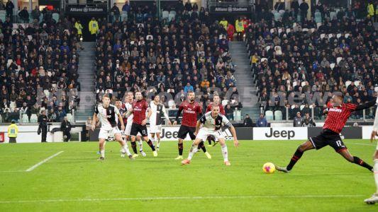Juventus Milan AC 114
