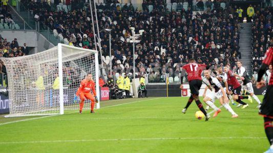 Juventus Milan AC 115
