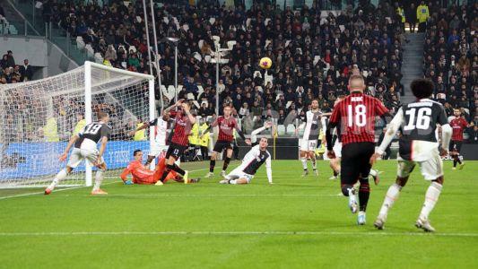 Juventus Milan AC 118