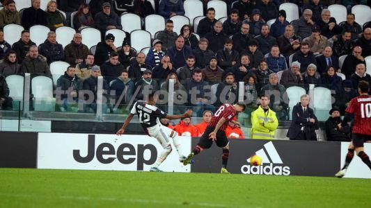 Juventus Milan AC 120