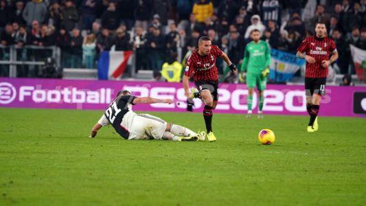Juventus Milan AC 126