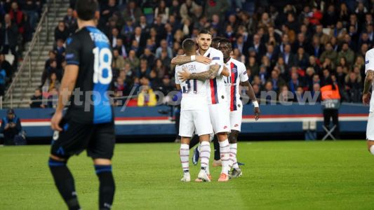 PSG Bruges 031