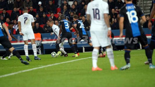 PSG Bruges 064