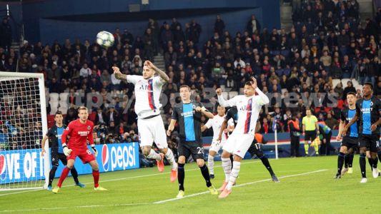 PSG Bruges 072