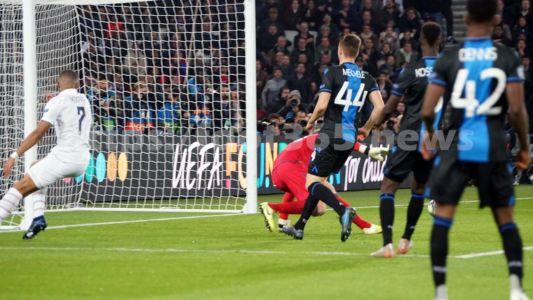 PSG Bruges 083