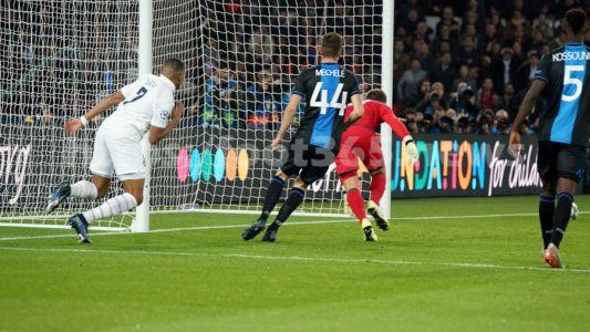 PSG Bruges 084