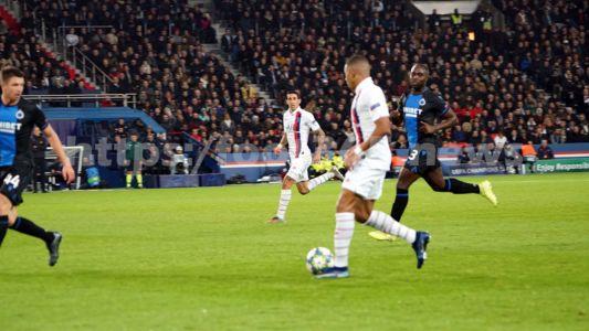 PSG Bruges 100