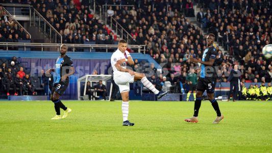 PSG Bruges 105