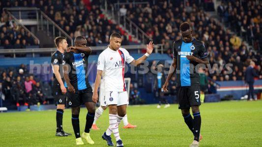 PSG Bruges 106