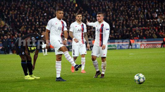PSG Bruges 107