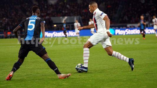 PSG Bruges 108