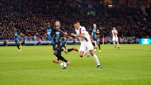 PSG Bruges 117