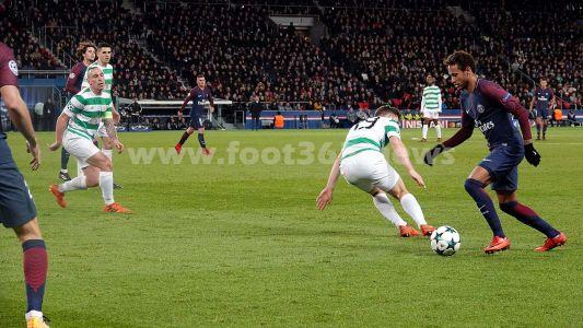 PSG Celtic 108