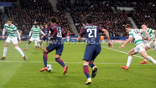 PSG Celtic 109
