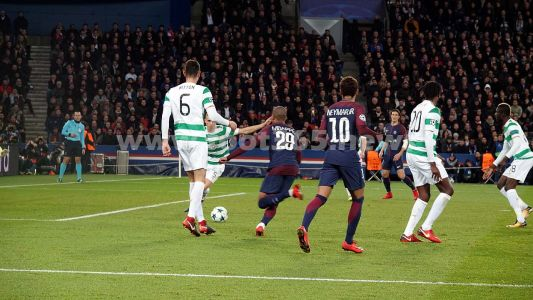 PSG Celtic 111