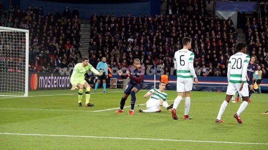 PSG Celtic 112