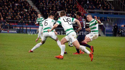 PSG Celtic 113