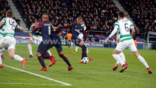 PSG Celtic 114