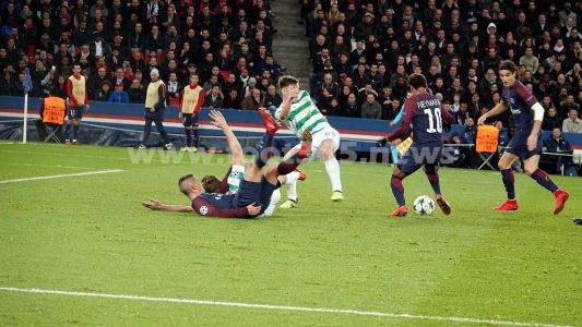 PSG Celtic 117