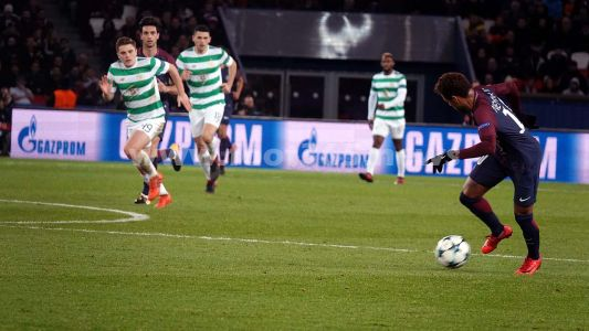PSG Celtic 118