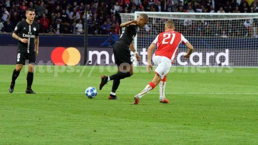 PSG Etoile Rouge 025