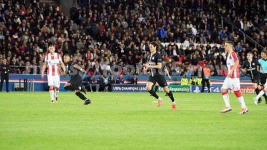 PSG Etoile Rouge 105