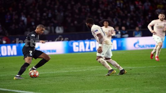 PSG Man United 105