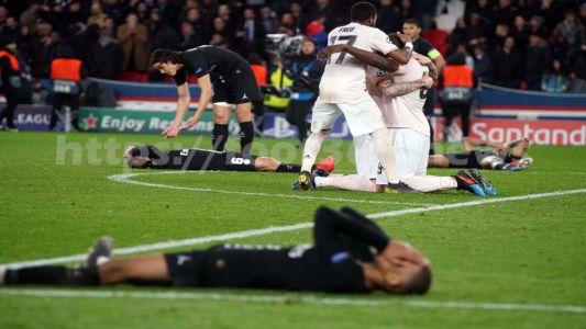 PSG Man United 125