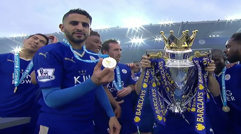 Transferts : Riyad Mahrez rejoindra Manchester City après la visite médicale