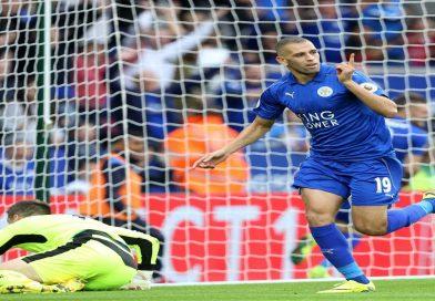 Transfert: Islam Slimani prêté à Monaco par Leicester