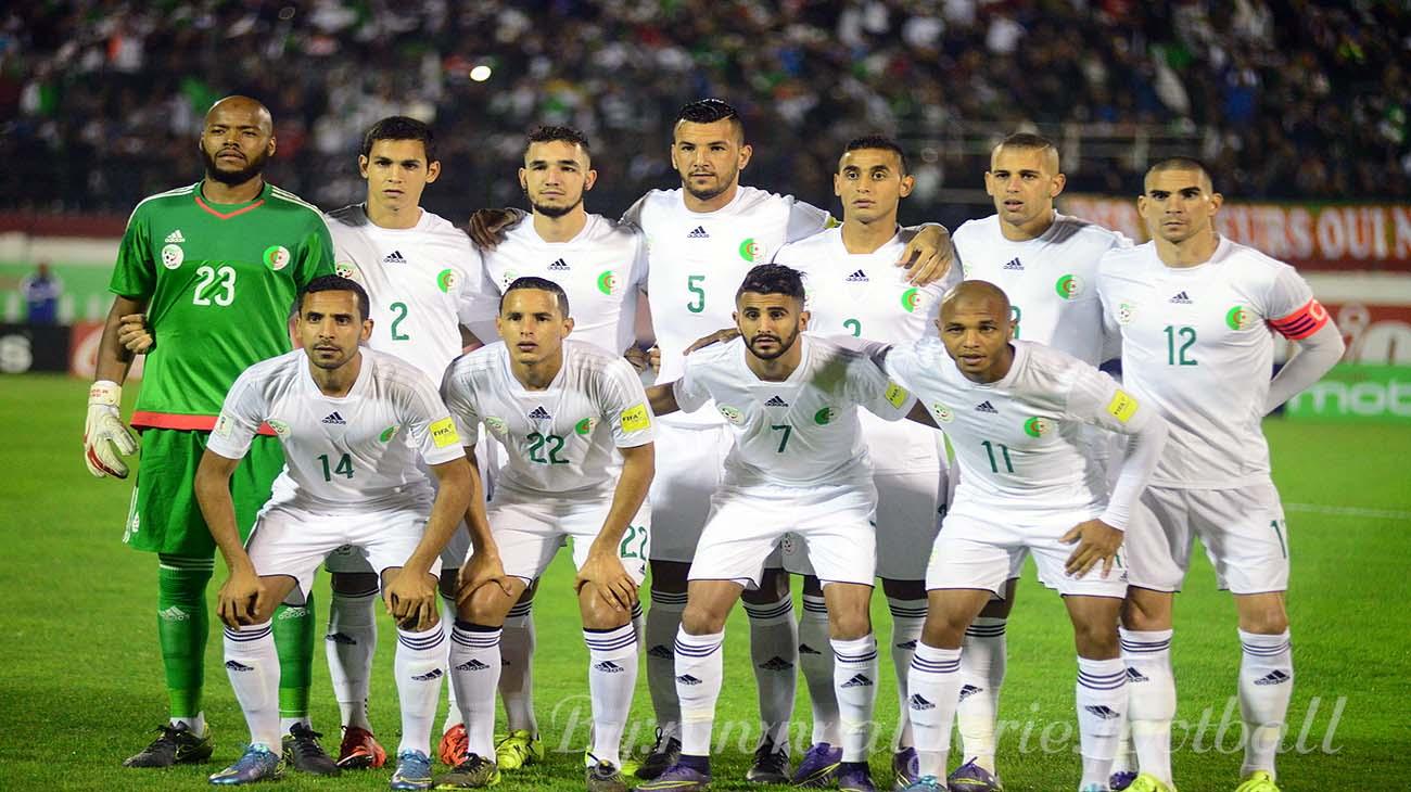 Equipe nationale : L'Algérie affrontera la République Centrafricaine le 14 novembre au stade du 5 juillet à alger
