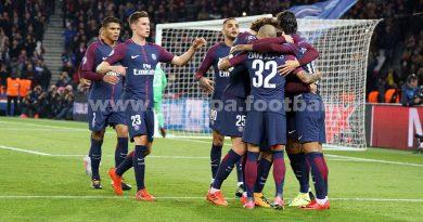 Revivez le match PSG – Anderlecht en images