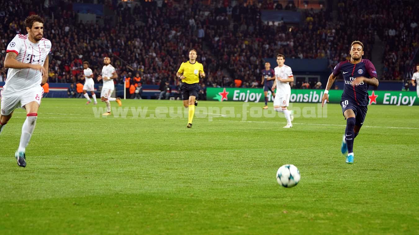 Revivez le match PSG 3- Bayern de Munich 0 en images