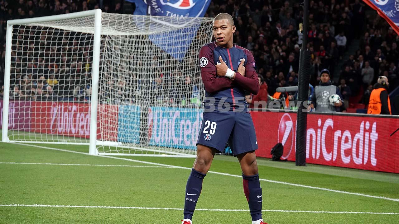 Paris SG : Mbappé écope de trois matchs de  suspension