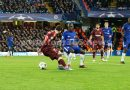 Les images du match : Chelsea – FC Barcelone en 1/8 de finale de la champions ligue