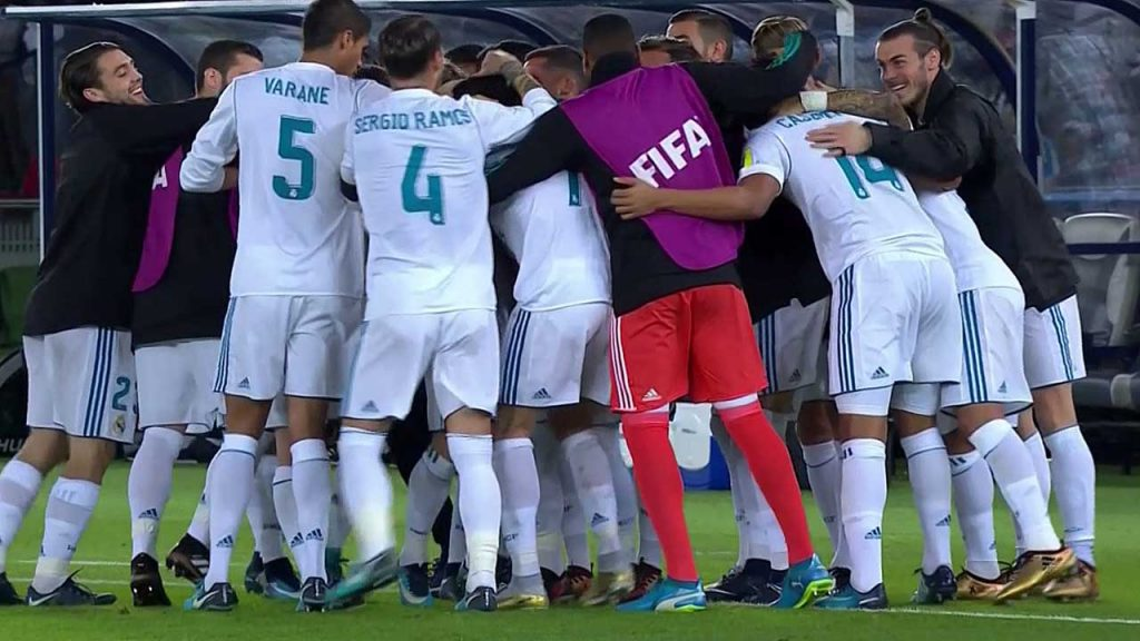 Liga : Real Madrid 4 – Huesca 1