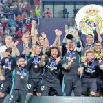 Super coupe d'europe 2017: Real Madrid 2 - Manchester United 1