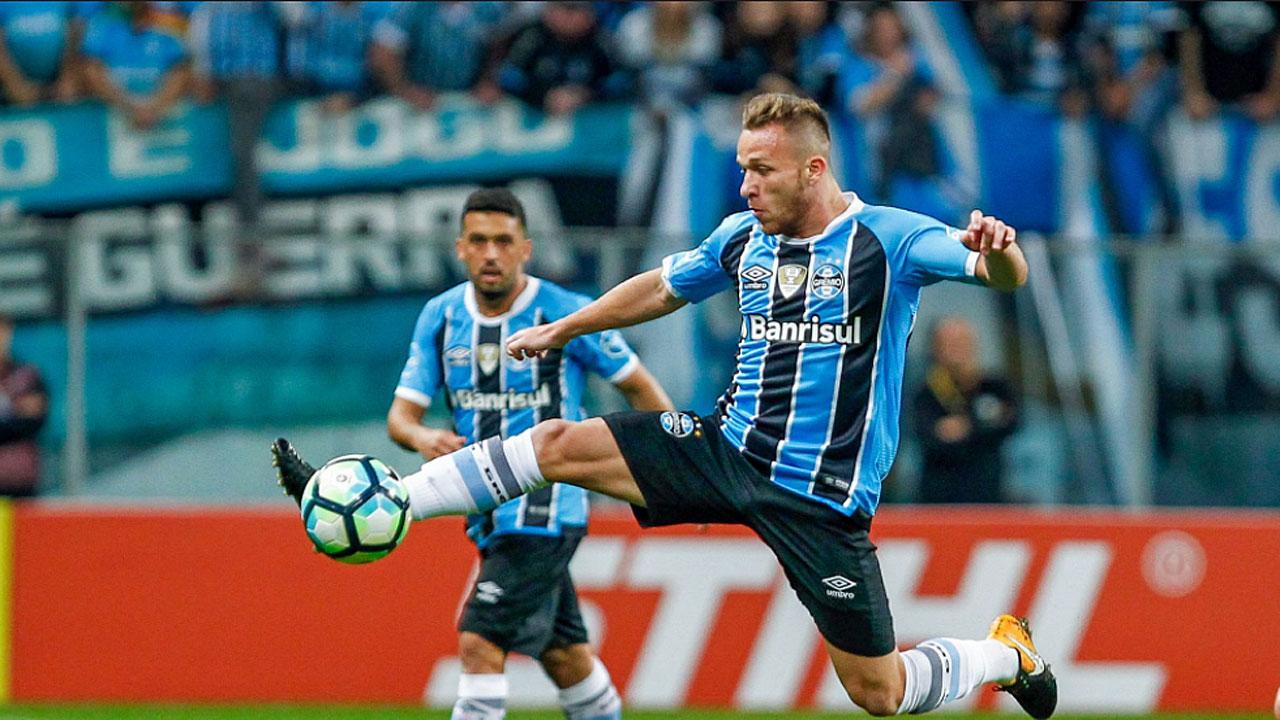 Liga : Le FC Barcelone cible l'excellent passeur de Gremio Porto Alegre