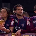 PSG 3 - Monaco 0 ( finale de la coupe de la ligue)