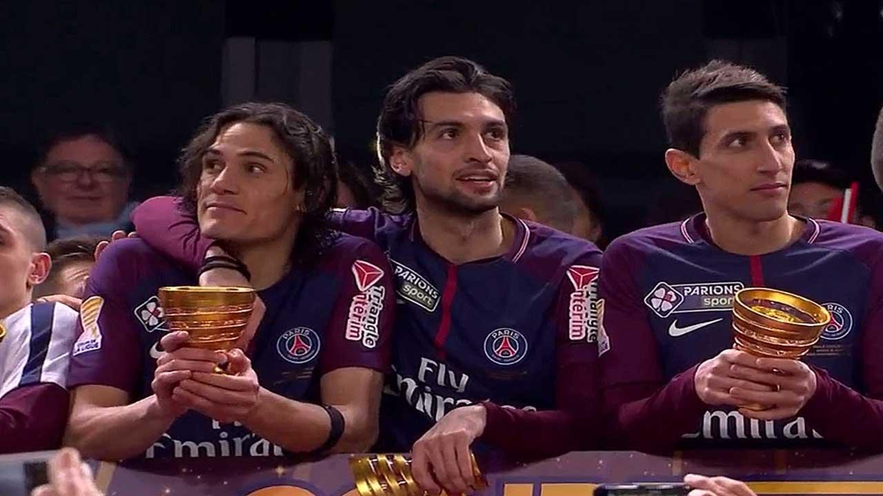 Coupe de France : Le PSG bat Caen 3/1 et va animer sa 16 éme finale ( vidéo)