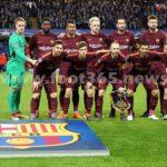 FC Barcelone 5 - FC Seville 0